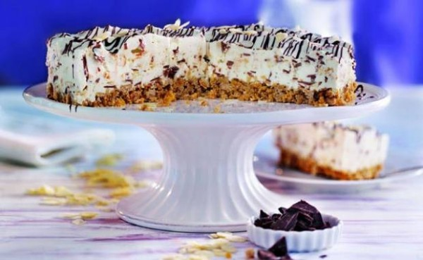 Posna krem torta