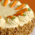 Brza torta od šargarepe