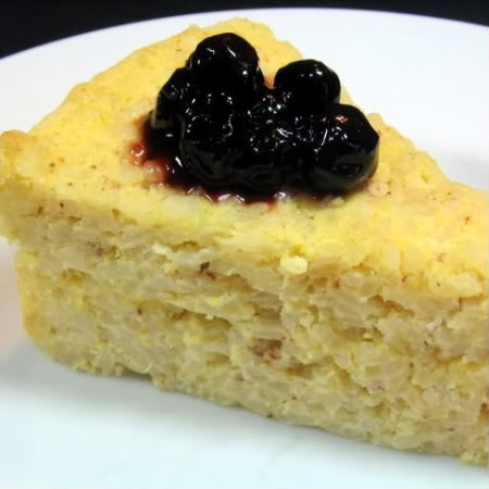 Medena torta od pirinča