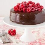 Kapri torta sa malinama