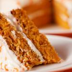 Šargarepa torta sa narandzom