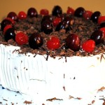 voćna torta sa višnjama