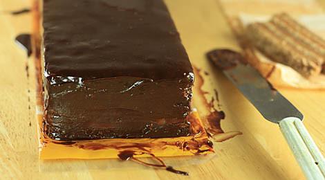 Posna srpska torta