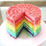 Torta duginih boja