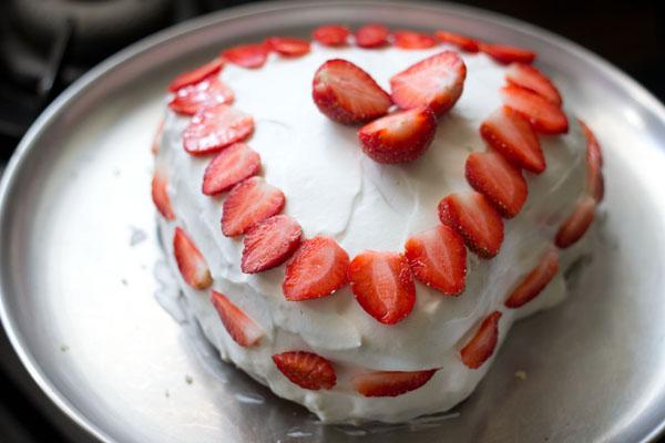Posna torta od voća