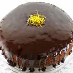 Torta od čokolade i đumbira